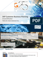 Part 2 Revolutionize Your Trade Management Capabilities Using SAP Customer Business Planning
