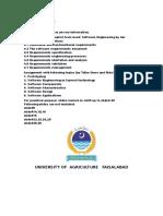 Hostel Management System Report