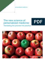 PWC Personalized Medicine Report