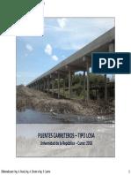 07 - Puentes Carreteros - Tipo Losa