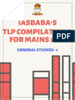 IASbaba TLP 2018 Phase II GS Paper 1 Compilation MAINS 2018