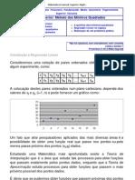 a Essencial Superior_ Algebra_ Metodo Dos Minimos Quadrados