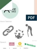 ALikeLike Project