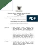 PMK No. 31 Th 2016 ttg Registrasi, Izin Praktik, dan Izin Kerja Tenaga Kefarmasian.pdf
