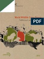 World Wildlife Crime Report 2016 Final
