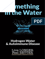 Autoimmune Water Book