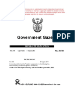Spatial Planning and Land Use Management Act 2013 Act 16 of 2013
