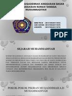 AIK Identitas dan Asas Muhammadiyah