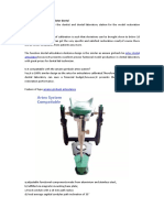 Why the Calibrated artex  articulator Dental