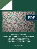 Istraživanja Soc. zaštita