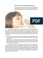 Penyebab Mimisan Pada Anak Dan Cara Mudah Mengatasinya