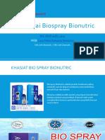 Khasiat Bio Spray Bionutric Untuk Stroke | WA 0878 9381 1922