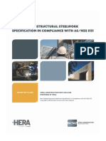 SCNZ National Structural Steelwork Specification - First Edition