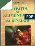 Nutritia Si Alimentatia Albinelor Petru Moraru 111 Pag
