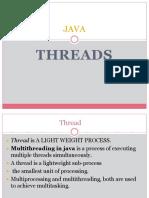 JAVA - Threads 1.9