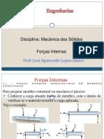 6 - Forças Internas
