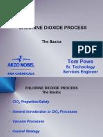 ClO2 Process