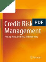 Witzany.credit.risk.Management
