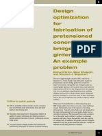 Optimization PSC Bridge an Example