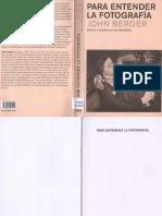 Para entender la fotografía - John Berger.pdf