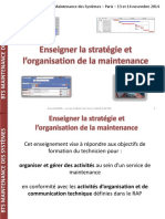 5166 8 s9 Strategie Et Organisation Maintenance Pdenis