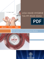 Liga Hand Hygiene