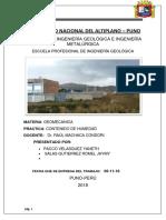 Geomecanica (Info 1) (2018 II)