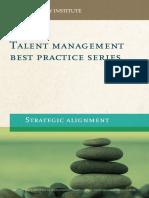 Best Practices Strategic Alignment