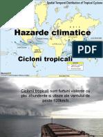 ciclonii tropicali