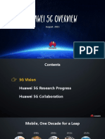 Huawei 5G Overview