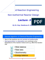 Advanced Reaction -Lecture_5