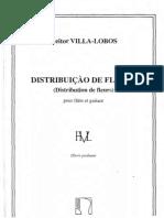 Villa Lobos - Distribuicao de Flores