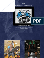 Orlando Magic conditioning program
