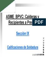 ASME IX S
