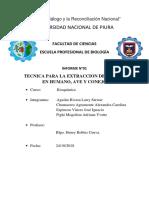 Informe 3-Efecto de La Concentración Del Sustrato-Km