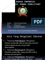 Ppt Tugas Bahasa Indonesia