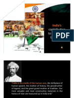 Indias gift to the world.pdf