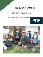 Una Introducción Al Quechua Cajamarquino