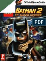 Lego Batman 2 DC Super Heroes PRIMA