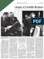 De Getulio a Castelo Branco Jornal