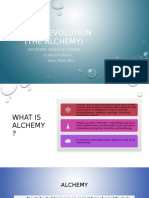 Science Evolution 1