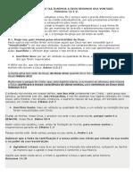 A IMPORTANCIA DE CULTUARMOS A DEUS SEGUNDO SUA VONTADE.Rom.12.1-2.docx