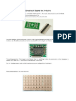 Breadboard Power Supply v10