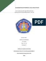 Cover Laporan Praktikum Konverter