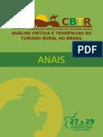 Anais Congresso CBTR 2017
