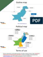 Pakistan Map 16:9