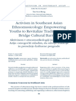 Asia Ethnomusicology