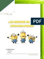 Los Minions en Las Organizaciones