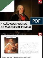 Marques de Pombal 6ºANO