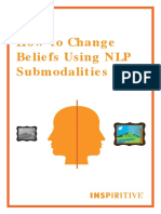 How to Change Beliefs Using NLP Submodalities